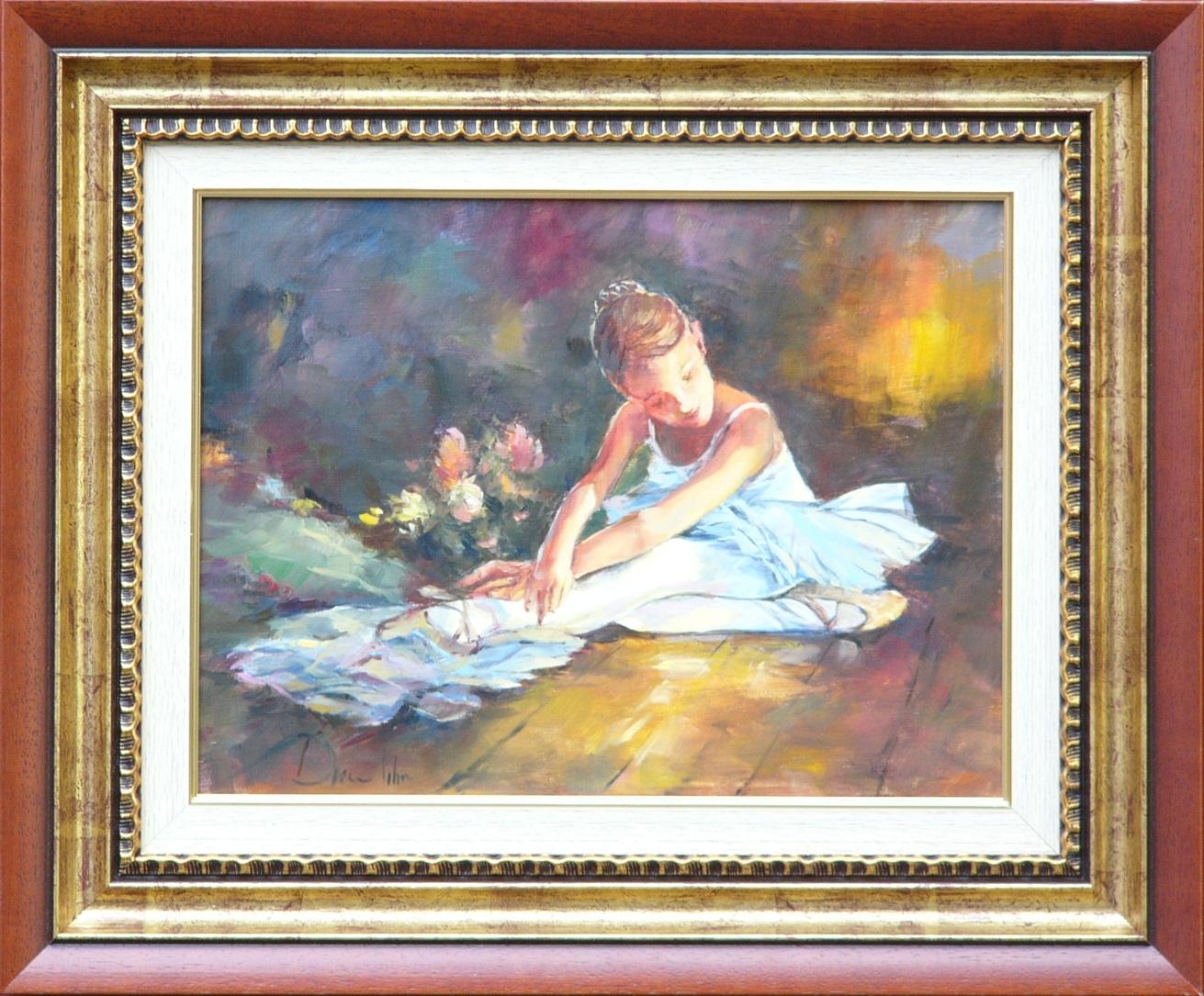 Dusza Tibor: Balerina